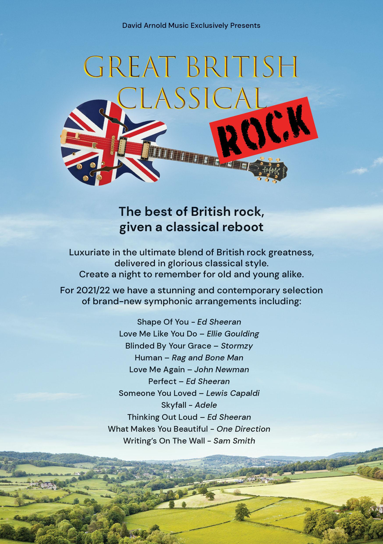 Great British Classical Rock